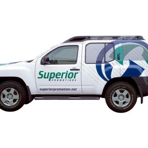 Superior Truck Wrap