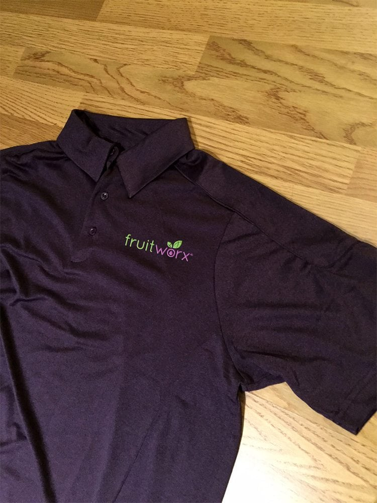 Fruitworx Polo Shirt