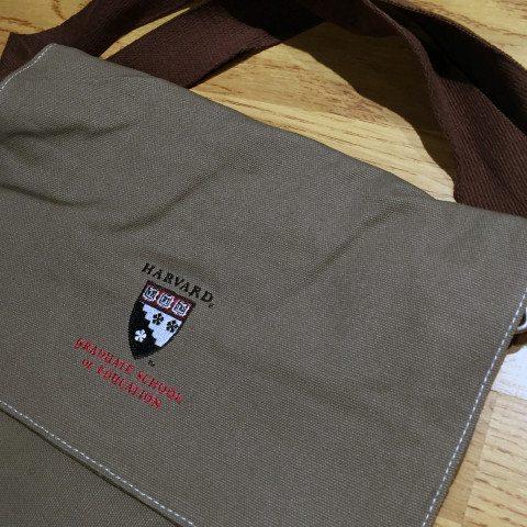 Harvard University Messenger Bag