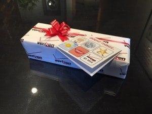 Verizon Gift Wrap