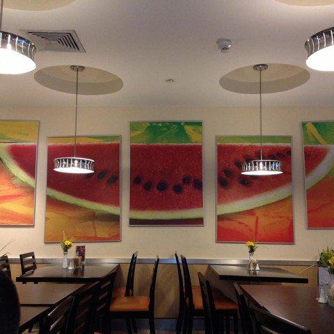 Wall Display Graphics