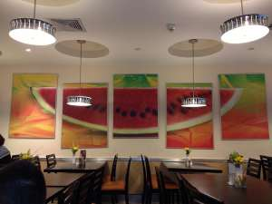 Watermelon | Large Format Print | Display Graphics