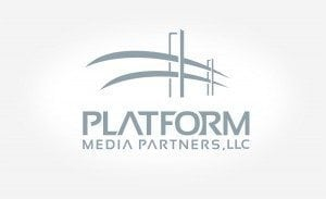 Platform Media Partners | Logo Design | Medford, MA | Bosto, MA