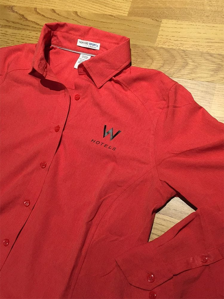W-Hotels Uniform