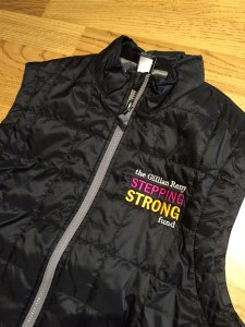 Gillian Reny Stepping Strong Fund Men's Vest