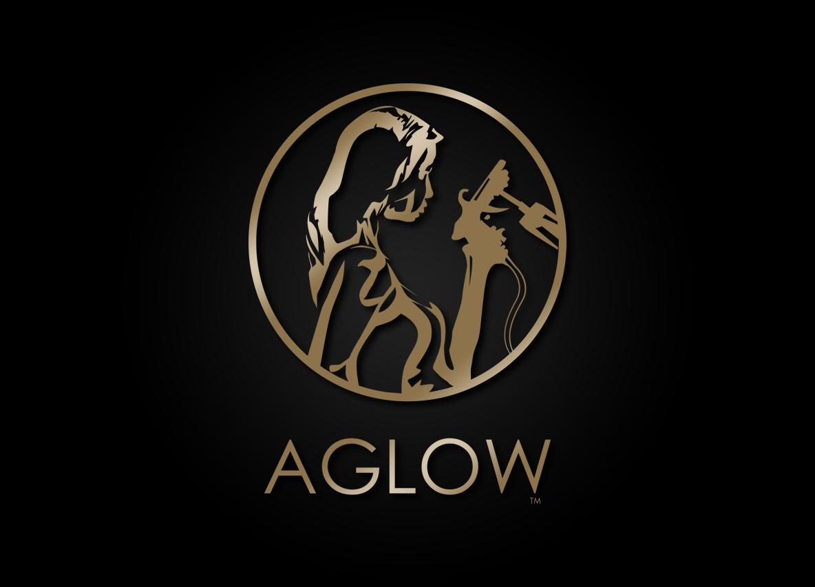 AGLOW Case Study | Log Design, Graphic Design, Website Design, Large Format Print, Digital Print