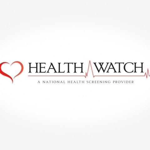 Health Watch Logo Design