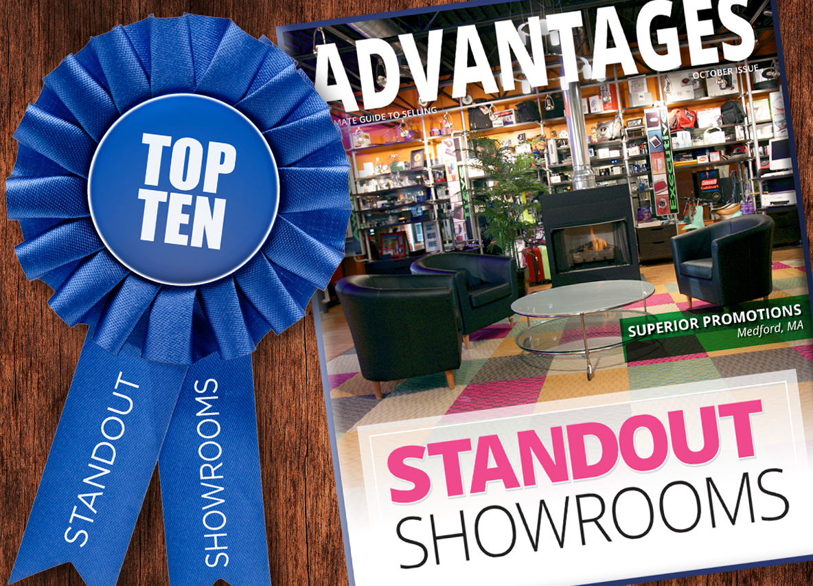 Standout Showrooms | Medford, MA | Boston, MA | Superior Promotions