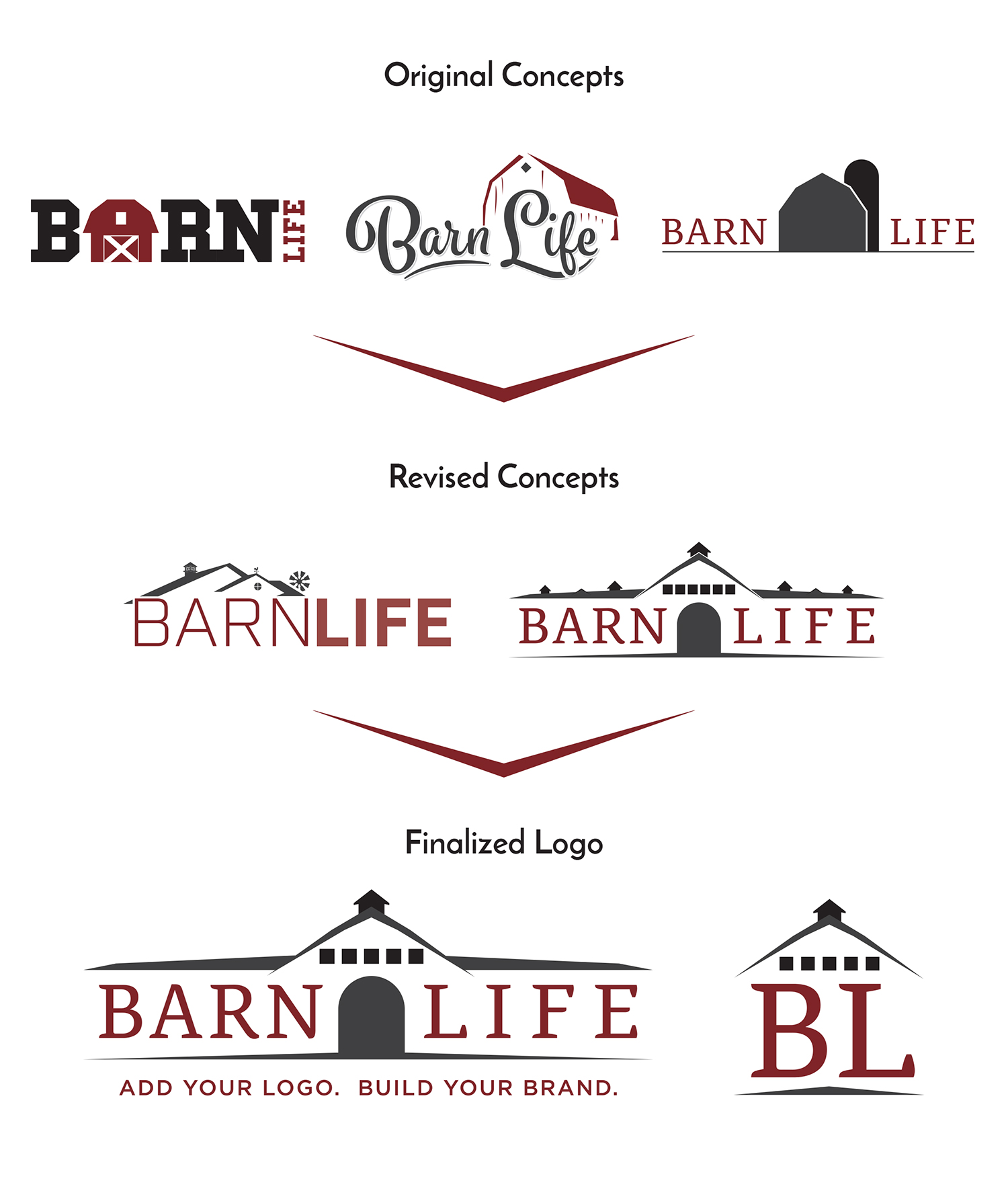 Barnlife | Logo Design | Medford, MA | Boston, MA
