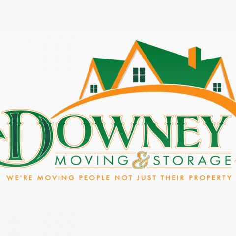 Downey Moving & Storage Logo
