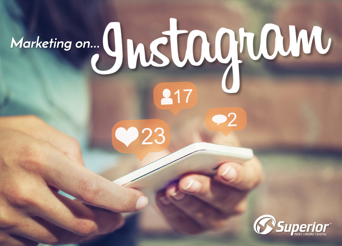 Marketing on Instagram | Marketing & Advertising | Superior Promotions | Medford | Boston