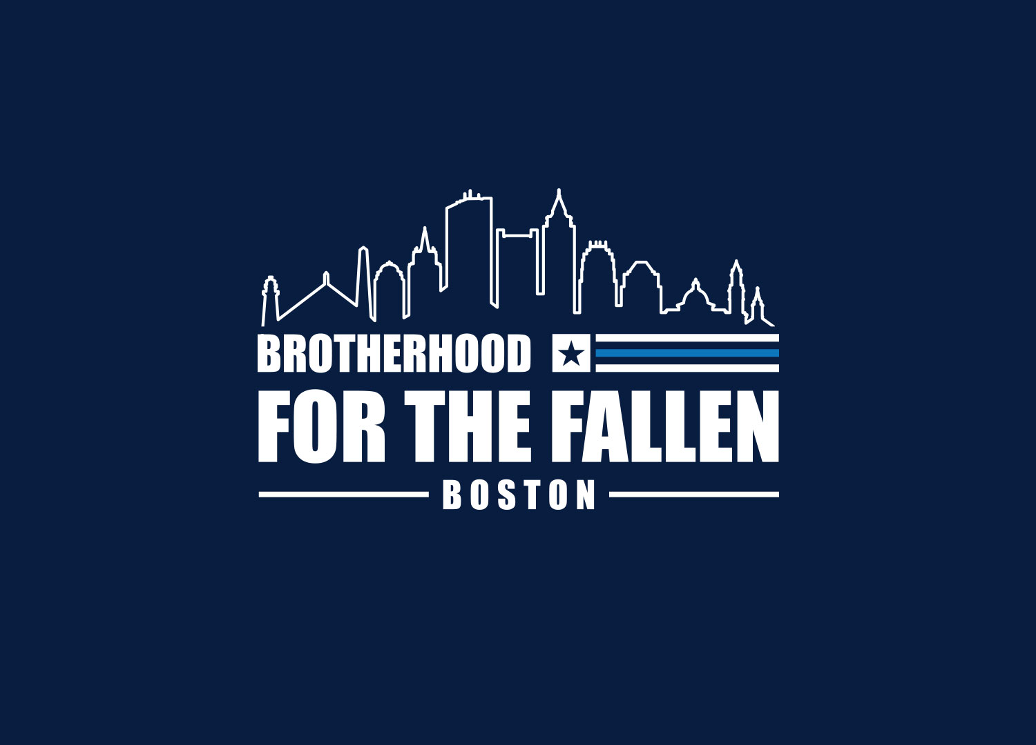 Brotherhood For The Fallen | Promo Items | Apparel | Graphic Design | Branding