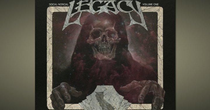 Erik Kluiber of No Legacy Records