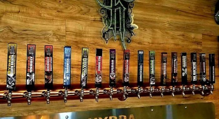 Hydra Beer Co. – A Haven for Heavy Metal and Beer