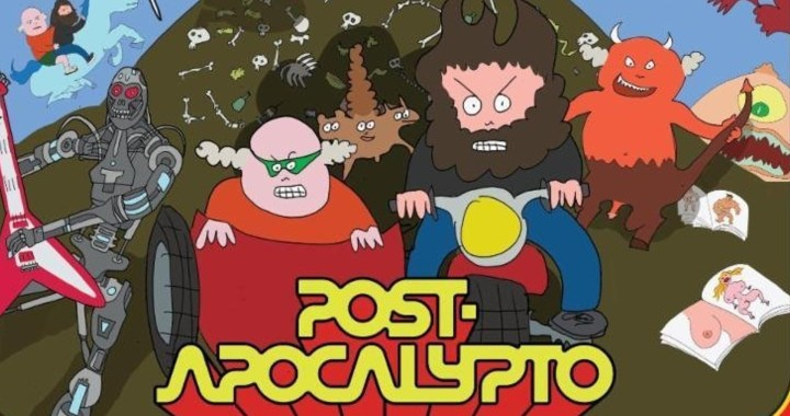 Tenacious D in Post-Apocalypto (Chapters 1-3)