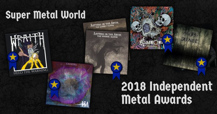 2018 SMW Independent Metal Music Awards