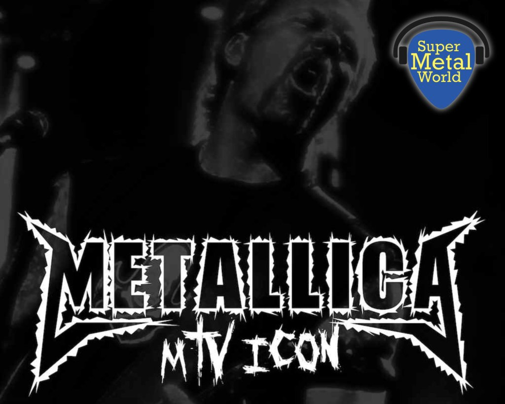 James Hetfield in Metallica MTV Icon