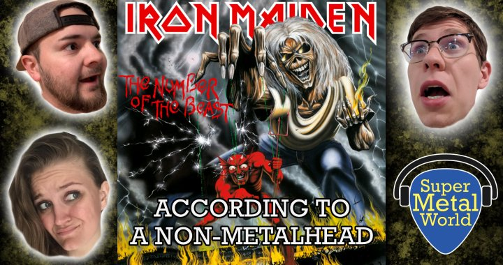 "According to a Non-Metalhead | Iron Maiden's ""The Number of the Beast"""