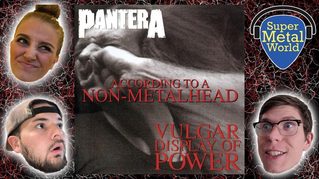 Vulgar Display of Power album art