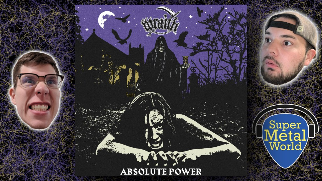 Absolute Power album cover with co-hosts