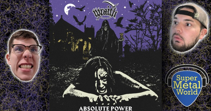 Listening to Wraith's Absolute Power