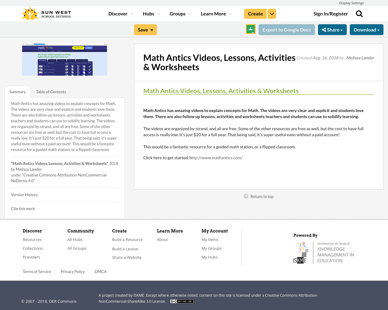 Math Antics Videos Lessons Activities Amp Worksheets
