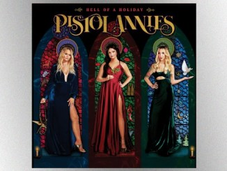 <div>Pistol Annies deliver early Christmas present with 'Hell of a Holiday' album</div>
