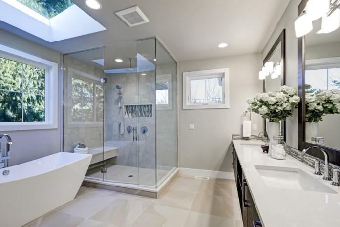 Ideas For Modernized And EcoFriendly Bathroom Remodels Green - Eco friendly bathroom remodel