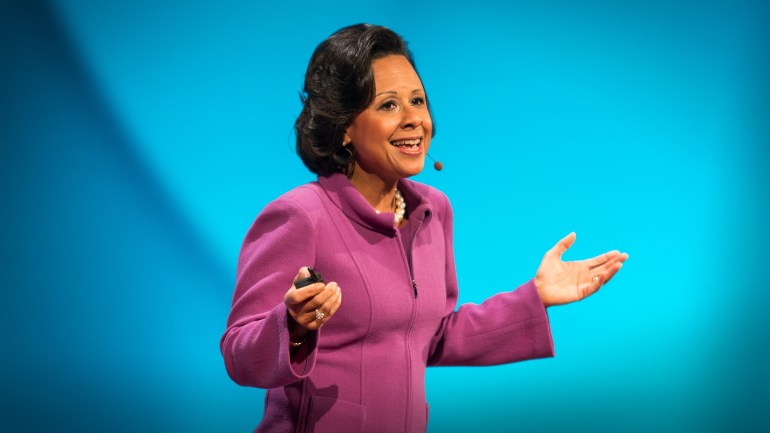 Image result for paula johnson ted talk