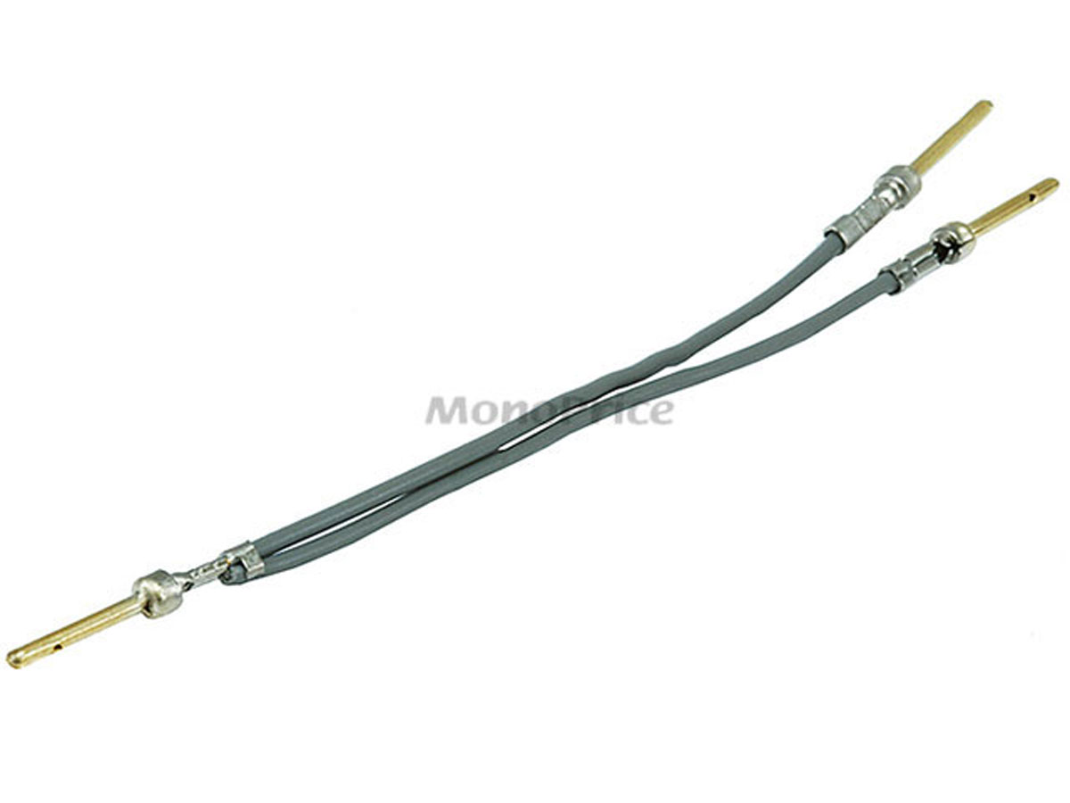 Monopriced Sub Jumper Wire Y Type 1x Male To 2x Male