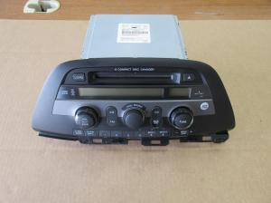 HONDA ODYSSEY RADIO 6 DISC CD PLAYER XM 05 06 07 08 09 OEM