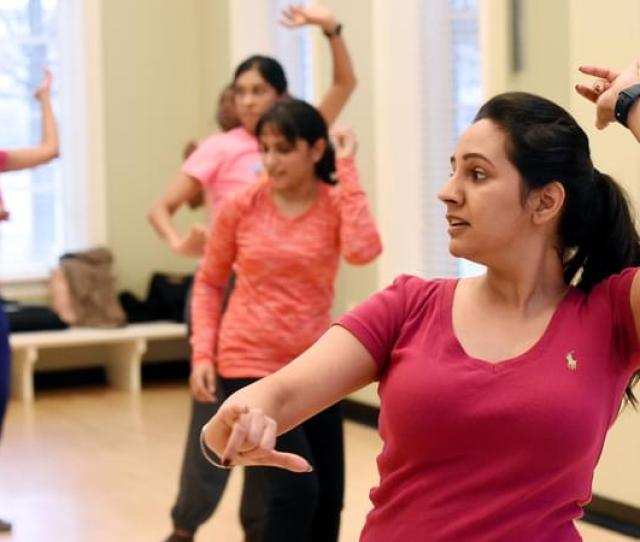 Bend It Like Bollywood Mixes Fitness With Indian Inspired Dance