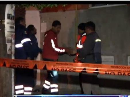 Fuga de gas causa alarma en unidad habitacional de la colonia Romero Rubio