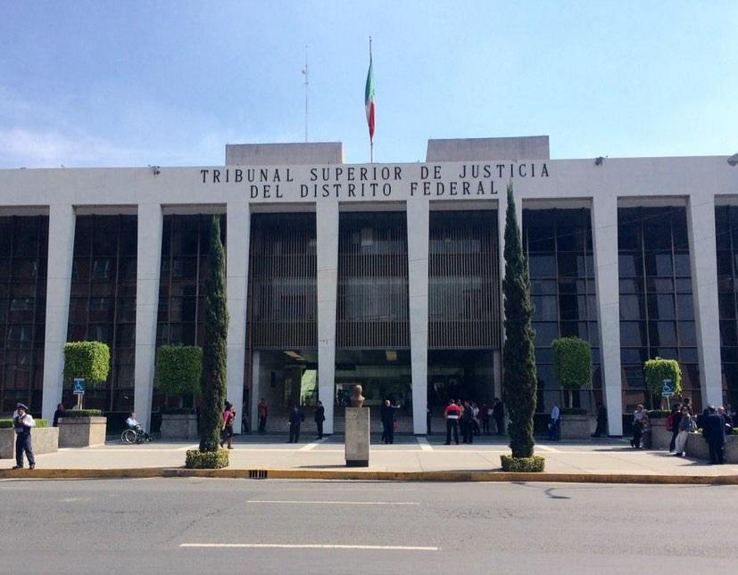 TSJDF venderá edificio en 40 mdp para jubilar a jueces