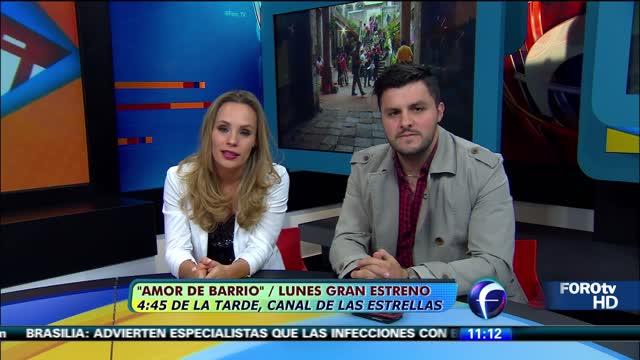 Gran estreno de 'Amor de Barrio'