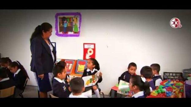 escuela indigenas