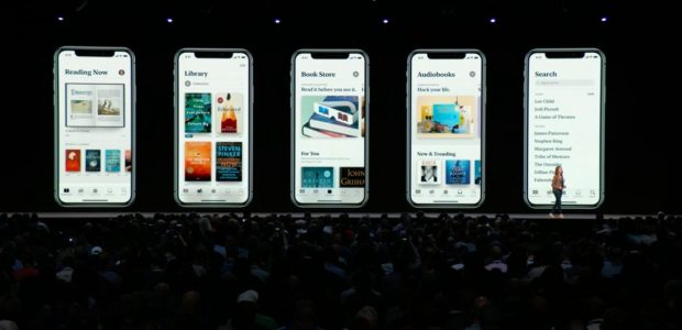 iBooks Renamed to Apple Books, Gains Reading Now Tab, Bookstore, Audiobook Section e-Reading Software