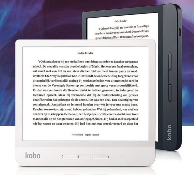 At $169, the Kobo Libra H2O is a Seven-Inch Kindle Oasis Killer e-Reading Hardware Kobo