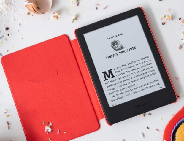 Kindle On Sale for Valentine's Day Kindle