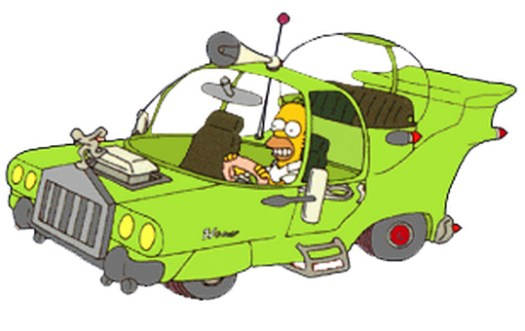 The Homer prototype.