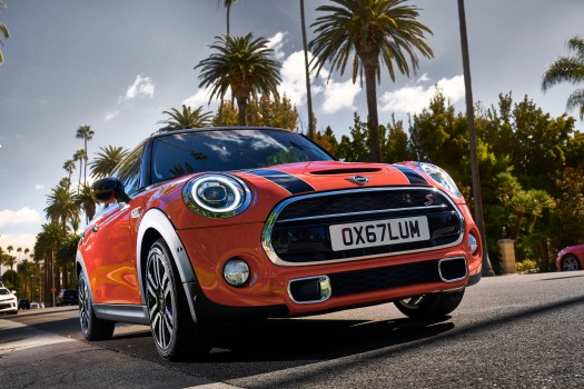 New Mini Hardtop And Convertible Introduced