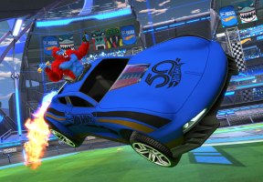 Rocket League Video Game to Release Hot Wheels 50th