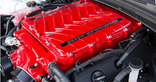 Yenko/SC Stage II Supercharger