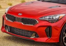 2019 Kia Stinger GT Front Fascia