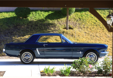 Very First Pre-Production Ford Mustang Coupe Headed to