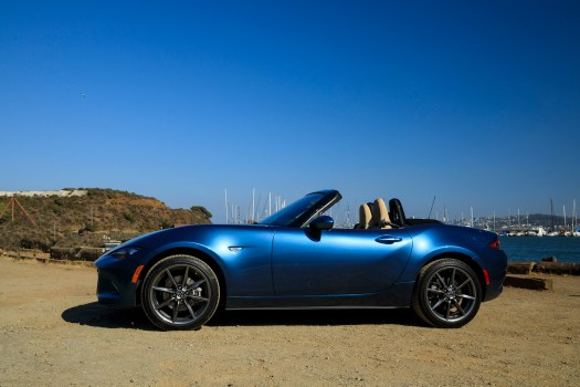 Miata soft top makes an argument for simplicity, lower price