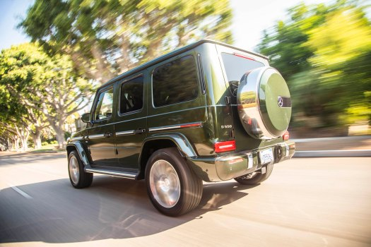 Fashion play or otherwise, modernized G-Class seems certain to lure buyers