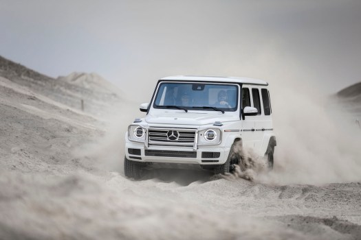G550 in its natural element. No, not Beverly Hills