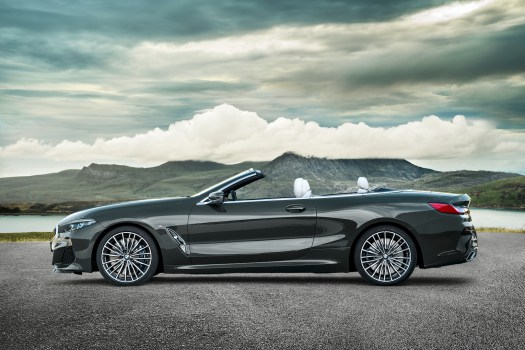 Convertible version puts heads in the clouds