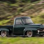 Classic Car Studio S 1953 Ford F100 Restomod Review The Fancy Truck Grandpa Never Had